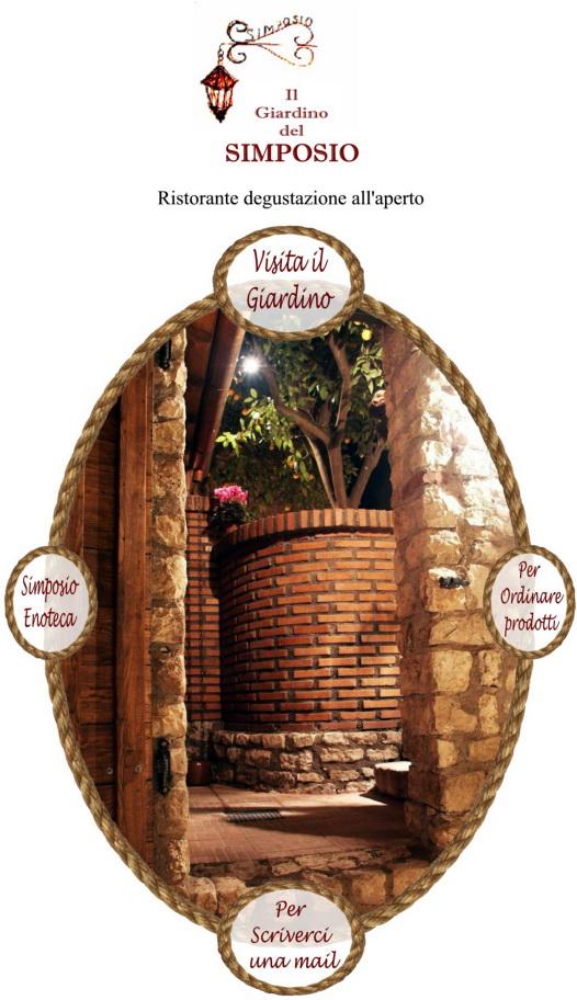 i giardini di ninfa ristoranti